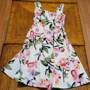 London Times Spring Floral Dress